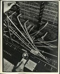 Image of 1930's telephone switchboard