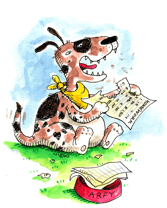 doesn't help statistics - Stop Homework » Too Often, Homework Doesn ...