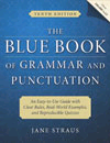 Blue Book: of Grammar and Punctuation